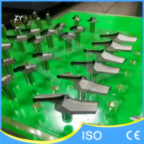 PCD routing cutters