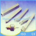 PCD cutters for motor commutator