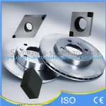 CNUN cbn inserts for brake disc